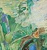 Philip von schantz, oil on canvas, signed and dated 59-60.