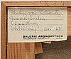 Philip von schantz, oil on canvas, signed and dated -66.