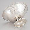 Alphonse lapaglia, a sterling silver bowl.
