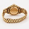 Rolex, oyster perpetual datejust, armbandsur, 26 mm.