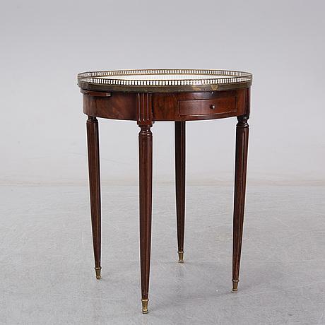 Salongsbord, louis xvi-stil, omkring 1900.