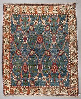 Matta, Azari / Malatya, Turkiet, ca 345 x 277 - 285 cm.