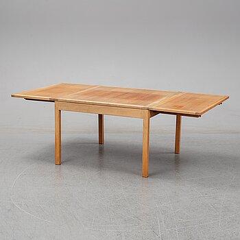 Børge Mogensen, a teak coffee table, model 5362, Fredericia Stolefabrik, 2nd half of the 20th C.