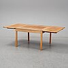 Børge mogensen, a teak coffee table, model 5362, fredericia stolefabrik, 2nd half of the 20th c.