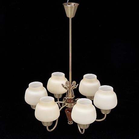 A swedish modern ceiling light.