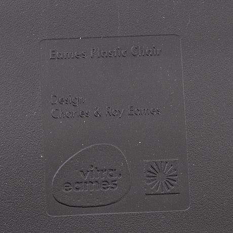 Charles and ray eames, stolar, 6 st, 'dsr', vitra, 2013.