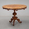 A rococo-style table from the second half of the 20th century.