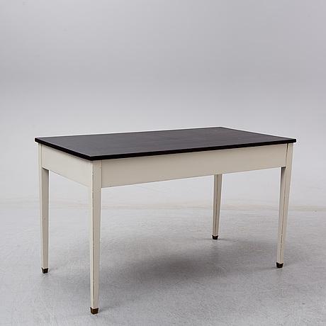 A 19800's painted desk.