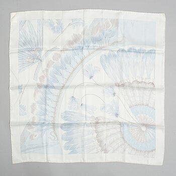 HERMÈS, a 'Brazil' silk scarf.