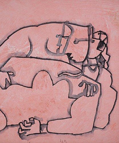 Krishna shamrao kulkarni, untitled.