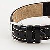 Lemania, wristwatch, 34 mm.
