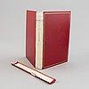 """Reference books, (14), """"svenska slott och herresäten"""", allhems förlag, malmö, 1966-1971."""