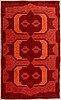 A swedish machine made carpet ca 200 x 130 cm.