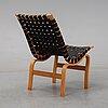 Bruno mathsson, a birch chair, karl andersson, värnamo, 1930's/40's.