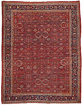 267. Matta, Antik Mahal, ca 413,5 x 320-322,5 cm.