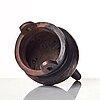 A tripod bronze censer, qing dynasty (1664-1912).