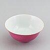 A republic porcelain bowl, 20th century.