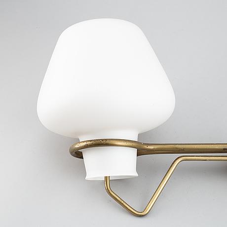 A elektro skandia wall lamp from the mid 20th century.