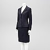 Prada, jacket and skirt, italian size 44 & 46.