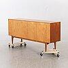 Sideboard möbelfabriken örnen rydaholm 1960-tal.