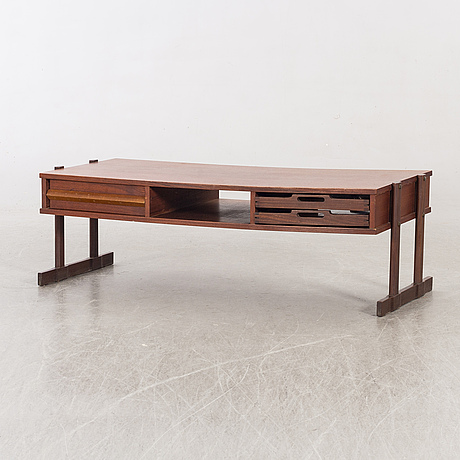 A mid 20th century coffee table,