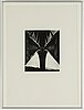 Lennart olson, photo gravure. 1982, signed and numbered 3/75.