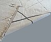 A carpet, morocco, 310 x 300 cm.