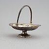 A finnish silver bowl, 1938.