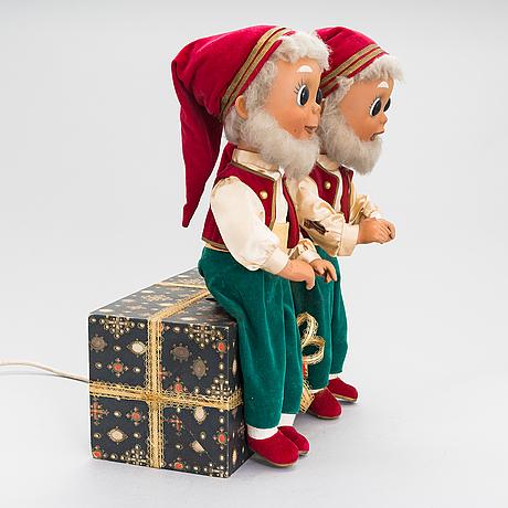 A-mid 20th century christmas decoration.