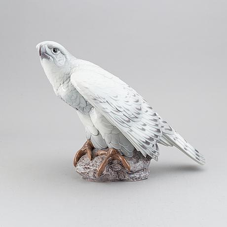 Royal copenhagen, a porcelaine figurine.
