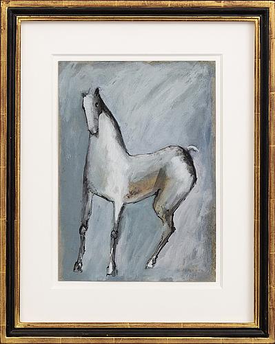 Marino marini, cavallo.
