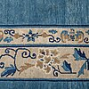 A carpet, an antique beijing, china, late qing dynasty, ca 353,5-359 x 275-282 cm.