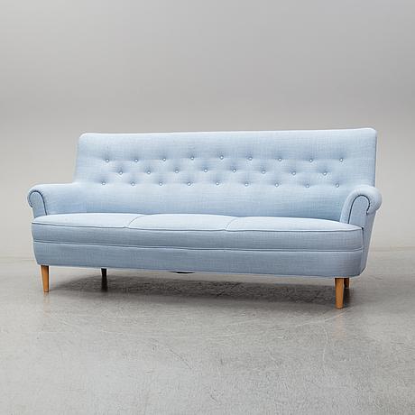 Carl malmsten, a 'hemmakväll' sofa, ab o.h. sjögren 2014.