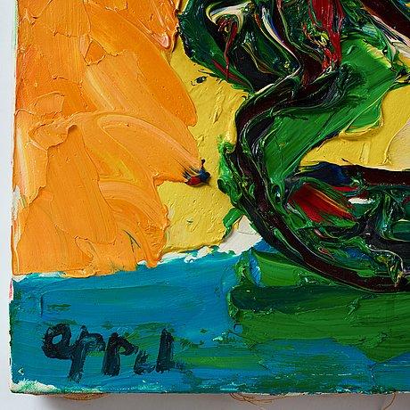 Karel appel, untitled.