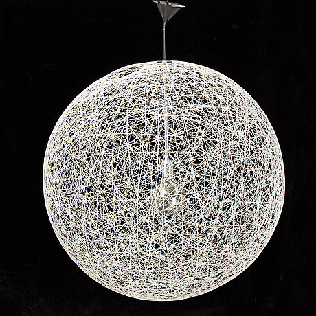 A 'random light' light for moooi. designed 2001.