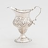 Gräddsnäcka, sterlingsilver, london 1779.