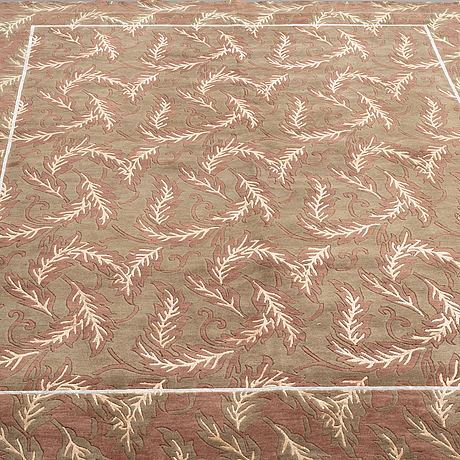 A rug, nepal, ca 240 x 180 cm.