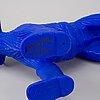William sweetlove, sculpture, plastic, 2019, signed 37/200.