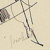 John jon-and, tusch. signerad.