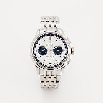 Breitling, Premier B01 Chronograph, Chronometer, wristwatch, 42 mm.