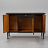 An early 20th century painted sideboard.