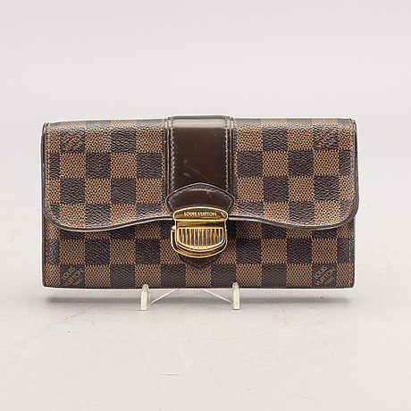 Louis vuitton, wallet.