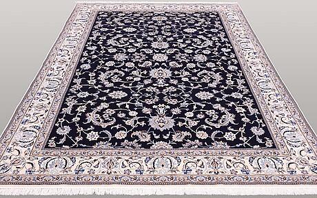 Matto, nain part silk s.k 6laa, ca 300 x 212 cm.