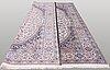 Nain part silk, 6laa, signed, ca 392 x 300 cm.