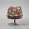 A 'teve' easy chair by jonas ihreborn.