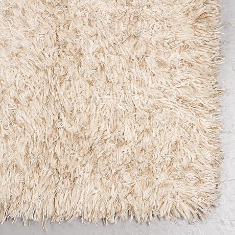 "A carpet, ""moss 3"", tufted, designed by gunilla lagerhem-ullberg, ca ca 230 x 230 cm."