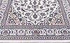 Nain, part silk, ca 312 x 205 cm.