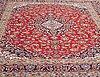 A carpet, kashan, ca 386 x 286 cm.