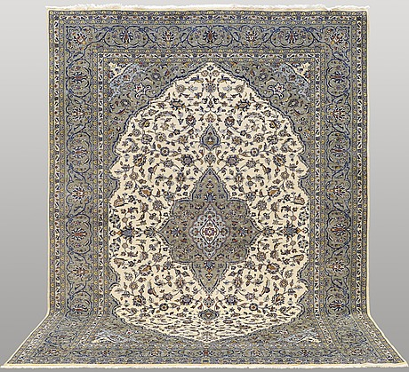 Keshan, ca 350 x 250 cm.