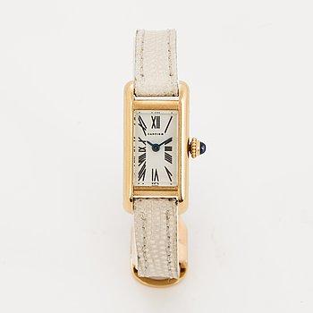 Cartier, Paris, wristwatch, 14 x 28 mm.